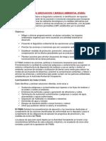 Programa de Adecuacion y Manejo Ambiental(Pama)