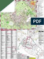 Parking and Circulation Map
