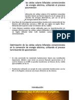 Optimización de las celdas solares bifaciales convencionales en.pptx