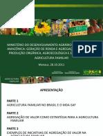 Palestra Mda - Af Na Amazonia, 2011