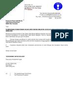 6.15Permohonan Pendaftaran Bulan Sabit Merah Malaysia