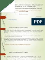 EL PROYECTO de REFORMA LABORAL Contribución a Un Debate Informado. Version Final. FEBRERO 2015 MEFN.