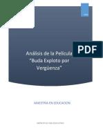 Analisis de La Pelicula_buda
