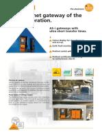 e3 Profinet Gateway e 10-11 n