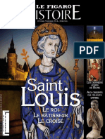 Dossier Saint Louis Dans Le Figaro Histoire (2014)