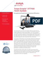 Scopia XT7100 Room System UC7692.pdf
