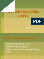 Gp Uvod u Trgovacko Pravo
