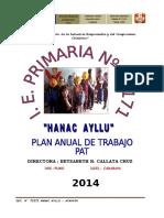 PAT - IEP- 2014