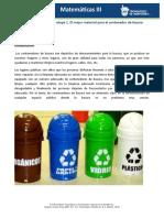 Actividad Integradora, Etapa 1. El Mejor Material Para El Contenedor de Basura-Andres Pineda