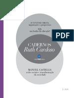 Castells Redes Sociais e Transformação Da Sociedade