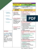 Procesos Pedagógicos y Procesos Didácticos-ciencia y Personal-fg 2015