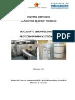 3. Documento Estrategico Marco Proyecto Ciclotron PET