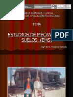 Unidad I_004-Estudios de Mecanica de Suelos (Ems) --- Teoria