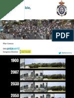 Smart City, Ciudad Sostenible, Innovadora y Colaborativa - Pilar Conesa