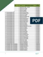 Anexo 12 Formato de Cronograma de Aplicación de Encuestas