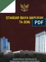 318scan Standar Biaya Masukan TA 2016