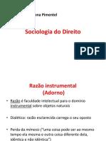 Sociologia Aula3 Habermas 2016 Segundo Semestre