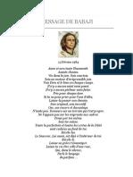 MESSAGE DE BABAJI.pdf