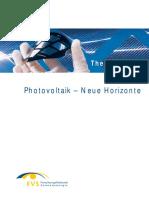 2003_Photovoltaik - Neue HorizonteS