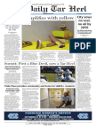 The print edition of The Daily Tar Heel for Sept. 22, 2017