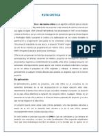 RUTA CRITICA Y METODO DE PERT.docx