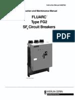 FLUARC FG2 - Interruptor con extinción por SF6