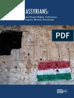 Erasing Assyrians (September 2017)