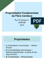propriedades Fundamentais Da Fibra Cardiaca
