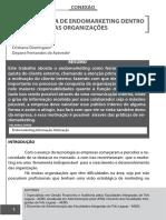 A Importância de Endomarketing Dentro Das Organizações (1)
