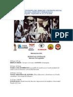 Programacion IX Congreso ASOFIDES 11-08-10