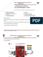 Practica 3 Salidas Digitales TI MSP430