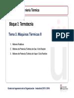 Tema 3 Maquinas II  Brayton..pdf