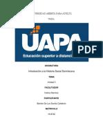 tarea 3 La Historia Dominicana.docx