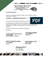 Certificado Para Exonerar Cobro en Registraduria 2017