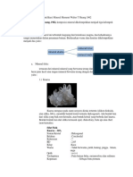 Identifikasi Mineral Menurut Walter T Huang 1962.docx