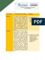 Procesos Industriales Resumen de la semana 1
