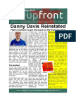 Upfront September 2017 Danny Davis Special