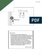 Dislexia Disgrafia e Disortografia