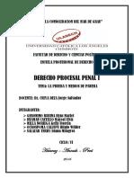 Derecho Procesal Penal i Hz Derecho Huaman Castillo Maycol Tarea de Investigacion Formativa III Unidad