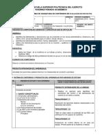 Programa Auditoria Administrativa y Financiera