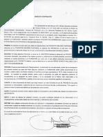 El convenio de Cooperación con el gobierno de San Luis