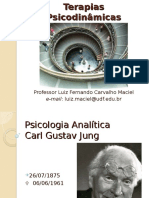 Teorias Psicodinamicas - Psicologia Analitica - Jung (1)