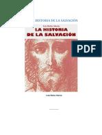 La Historia de La Salvacion - Luis Rubio Moran