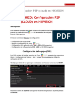 Configuracion EZVIZ Cloud P2P