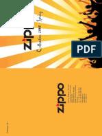 2008 Zippo Germany Spring Catalog
