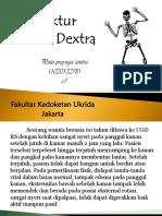 PBL Blok 14 Fraktur Femur Dextra (Presentasi)(1)