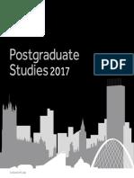 Postgraduate Law Brochure2017 Web