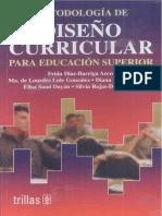 Metodología de Diseño Curricular Frida Lula