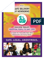 Safe Delivery Educators Toolkit