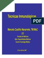 Inmuno - Autoinmunidad y Enfermedad Autoinmune